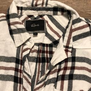 Rails Tops - Rails button down